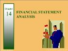 Bài giảng Financial & Managerial Accounting - Chapter 14: Financial statement analysis
