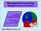 Bài giảng Managerial Accounting - Chapter 11: Statement of Cash Flows