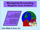 Bài giảng Managerial Accounting - Chapter 5: Cost-Volume-Profit Relationships