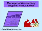 Bài giảng Managerial Accounting - Chapter 7: Budgetary Control and Responsibility Accounting