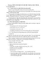 Bài giảng Phân tích thực phẩm (hệ đại học) - Phần 2