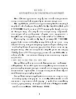 Bài giảng Quy trình nuôi giun quế