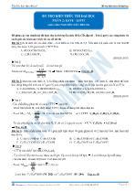 Bổ trợ kiến thức thi Đại học môn Hóa - Phần 2