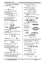 Công thức Vật lý 11