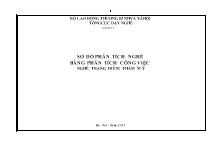 Dạy nghề trình độ sơ cấp Trang điểm thẩm mỹ (Phần 2)