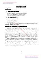 Giáo trình Tính toán thiết kế ô tô (P2)