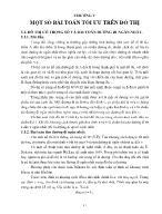 Giáo trình Toán rời rạc (Phần 2)