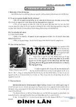 Lý thuyết Hóa - Chương 3: Liên kết hóa