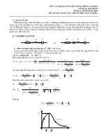 Thử vận dụng hằng-bất đẳng thức Cauchy, công cụ đạo hàm, hoặc lượng giác học để giải bài toán cực trị về điện xoay chiều