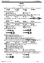 Trắc nghiệm Vật lý - Chương 3: Sóng cơ