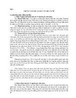 Nhà nước và pháp luật đại cương - Bài 1: Những vấn đề cơ bản về nhà nước