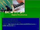 Bài giảng Điện tử số (Digital Electronics)