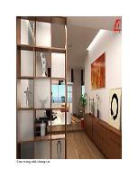 Bài mẫu Kiến trúc xây dựng - Thiết kế cửa trong nhà chung cư