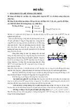 Giáo trình Bê tông cốt thép - Chương 1: Mở đầu