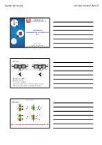 Linh kiện và mạch điện tử - Chương 5: Transistor lưỡng cực bjt