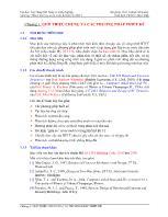 Phân tích ứng xử và thiết kế kết cấu bê tông cốt thép - Chương 1: Giới thiệu chung và các phương pháp thiết kế