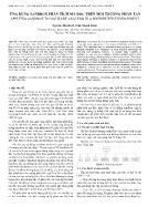 Ứng dụng Sandbox phân tích mã độc trên môi trường phân tán