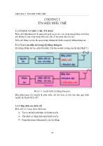 Giáo trình Tín hiệu và hệ thống (Phần 2)